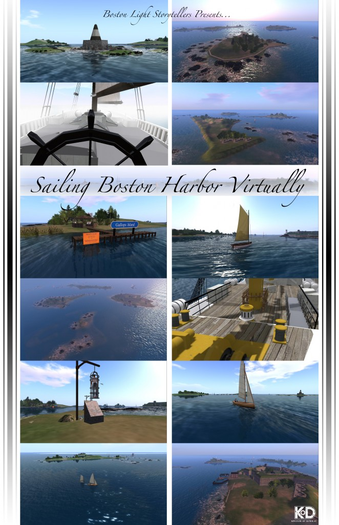 sailing boston harbor virtually2